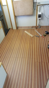 Cabin Sole Laminate